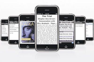 leer libros en el móvil