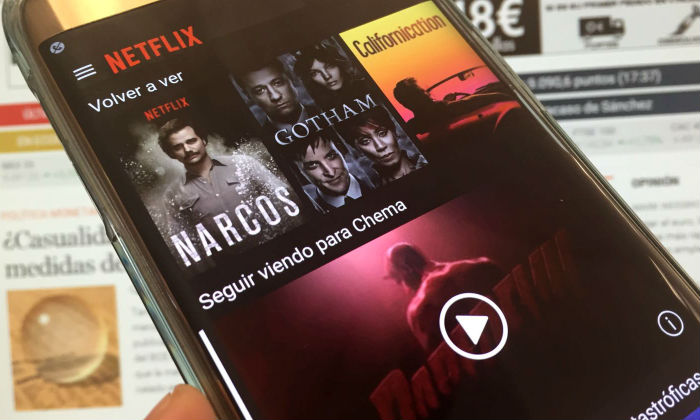 Netflix no tendría ningún sentido para Apple