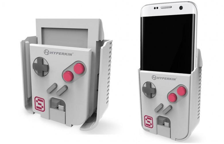 Convierte tu móvil en una Game Boy con este sencillo accesorio
